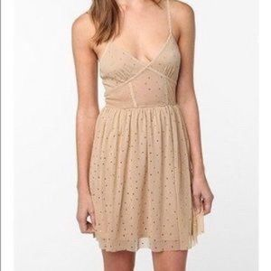 Urban outfitters sparkly cocktail dress